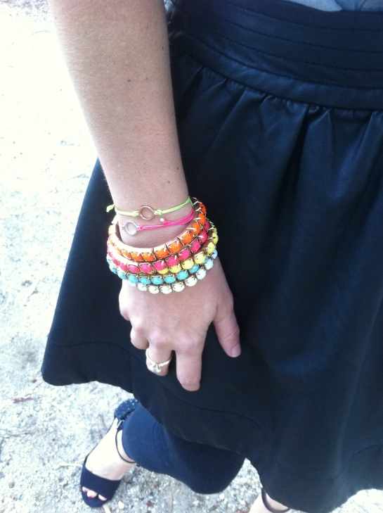 Colette arm candy