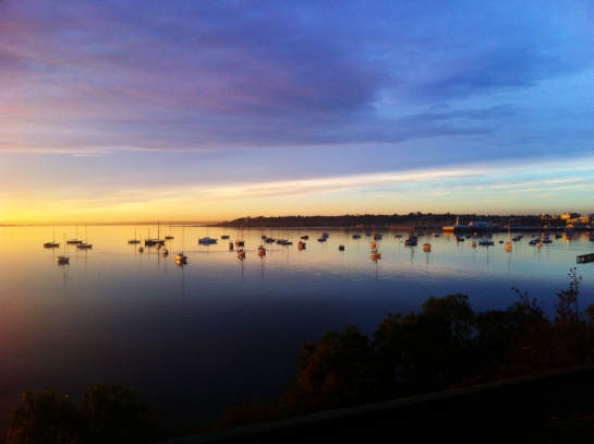 Geelong view