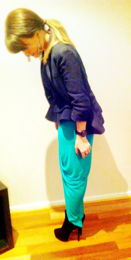 Bardot skirt