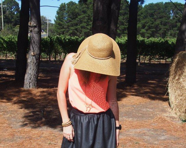 Tigerlily hat
