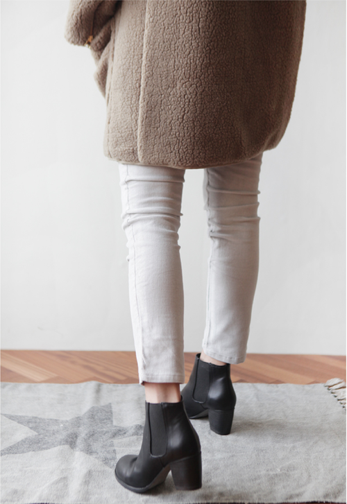 coffee bags n shoes