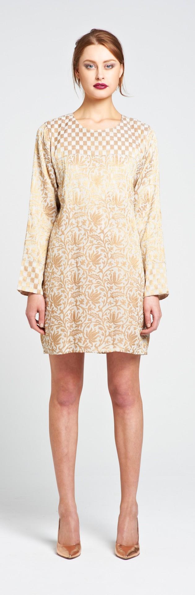 Royale Keyhole Dress (1)